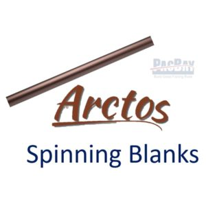 Arctos Spinning Blank 6'3″ Moderate Blanks