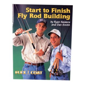 Flex Coat Start to Finish Fly Rod Building Book Accessories