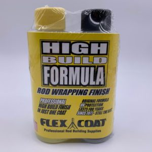 Flex Coat High Build Wrap Finish 8oz Finishing Supplies