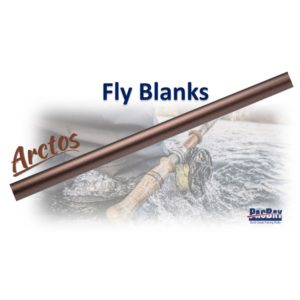 Arctos Fly Blank 10'3″ Fast Action 4pc Blanks