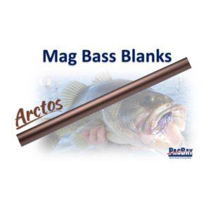 Arctos Mag Bass Blank 7'3″ Blanks