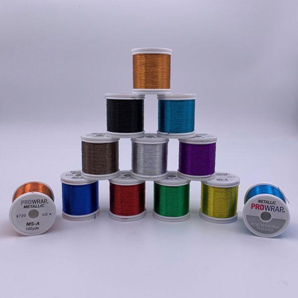 ProWrap Metallic Thread Thread