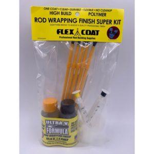 Flex Coat Ultra V Super Kit 2oz Finishing Supplies