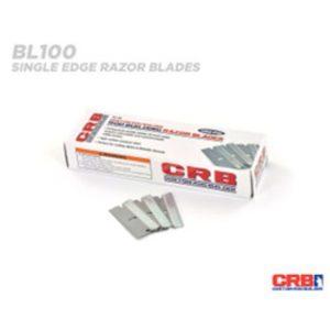 Single Edge Razor Blades – Box of 100 Tools