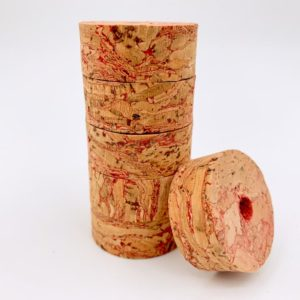 Premium Burl – River Red – Cork Rings Cork Rings