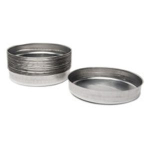Disposable Foil Epoxy Mixing Dish 3″ 25 ct Tools