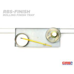 RBS Rolling Finish Tray Equipment