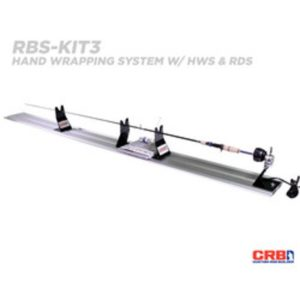RBS Hand Wrapping System with 9rpm Dryer 100V Equipment