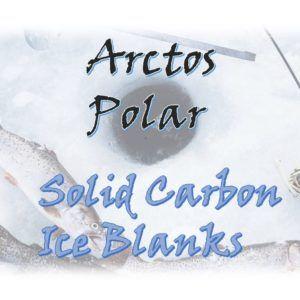 Arctos Polar Solid Carbon Ice Blank 28″ – Black Blanks