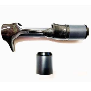 Bushido Carbon Fore Grip Sleeve for ULH Hoods – Black Aluminum Trim Accessories