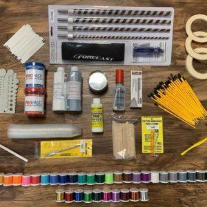 Super Supplies Kit Finishing Supplies