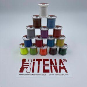 HITENA – NCP Nylon (No Color Preserver) – Size A Thread