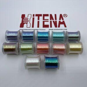 HITENA – Metallic Aurora – Size A Thread