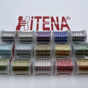 HITENA – Metallic Zebra Stripe Thread