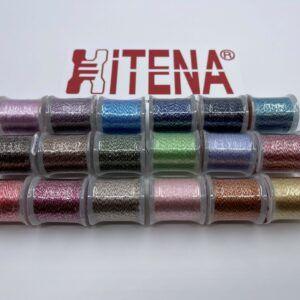 HITENA – Metallic Versa – Size B Thread