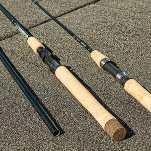 Rainshadow Bass Spinning 1pc Blanks RX6 Blanks